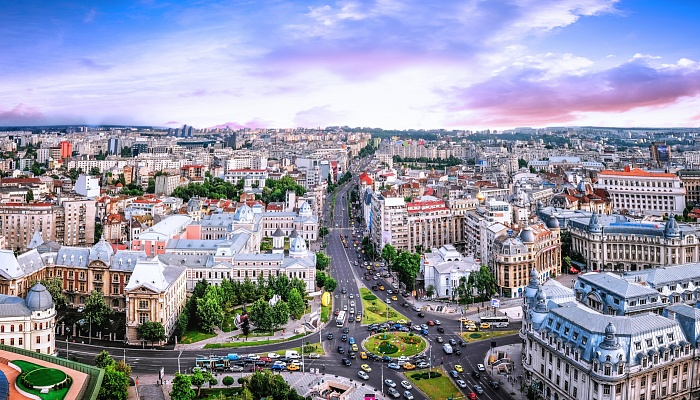 European Convention Autumn 2019  Bucharest