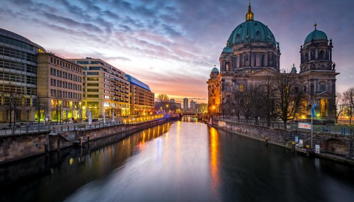 European Convention Spring 2020 Berlin